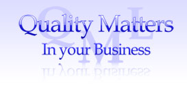 Chris Eden - Quality Matters Limited